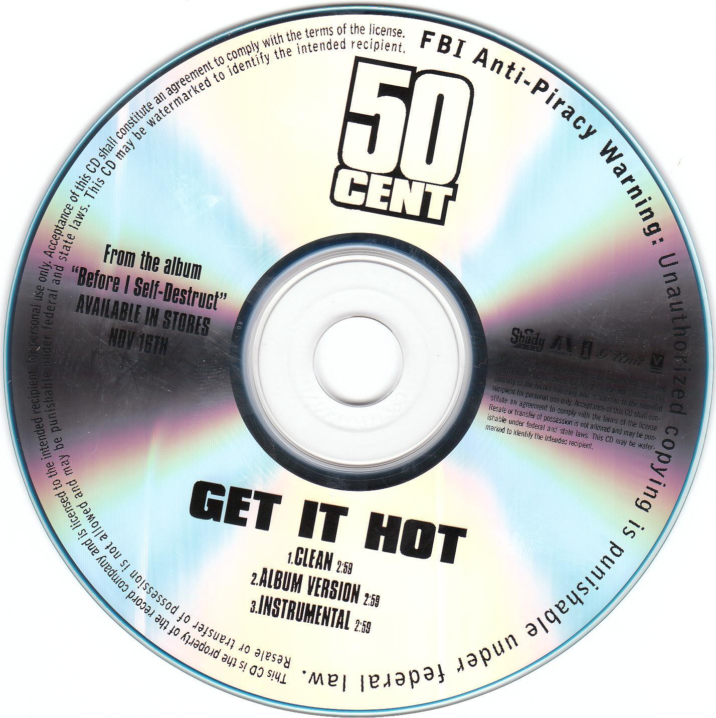 50 cent-i get money (nrc remix) (promo cds) (feat
