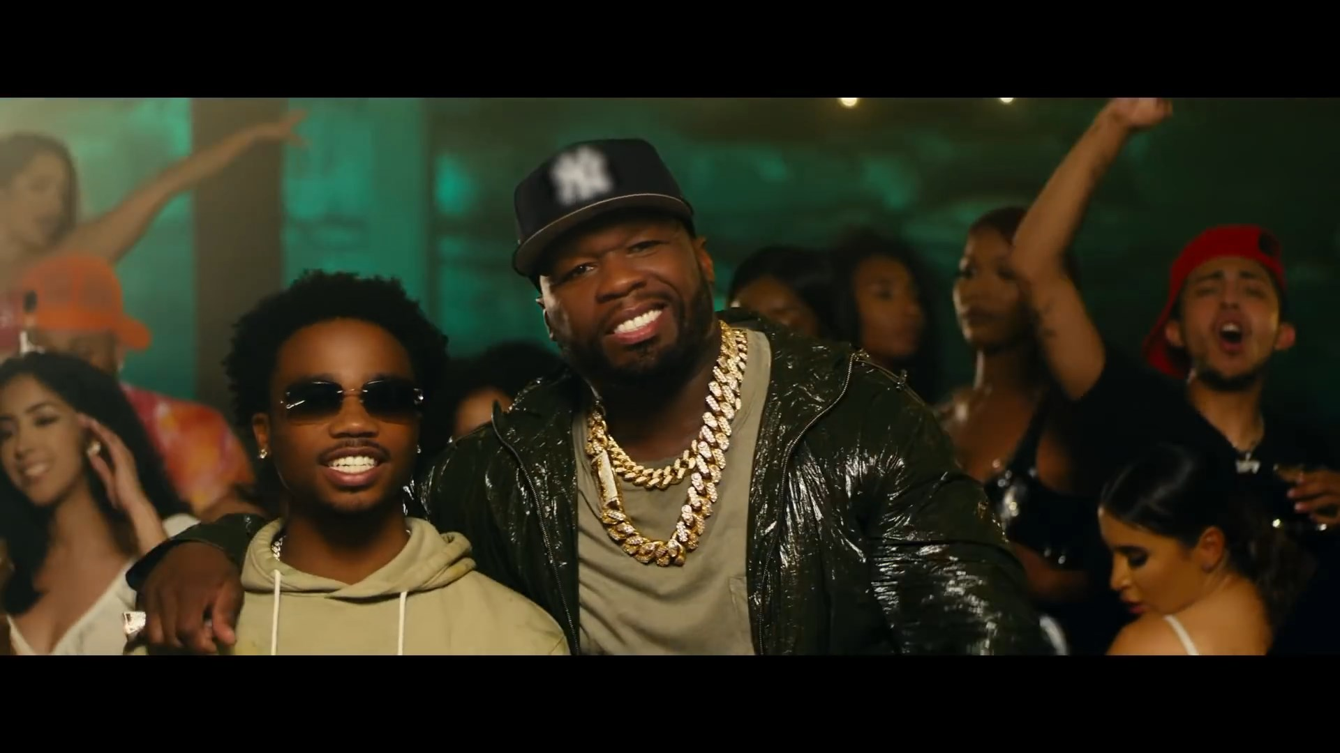Pop Smoke ft. 50 Cent & Roddy Ricch - The Woo (Клип)