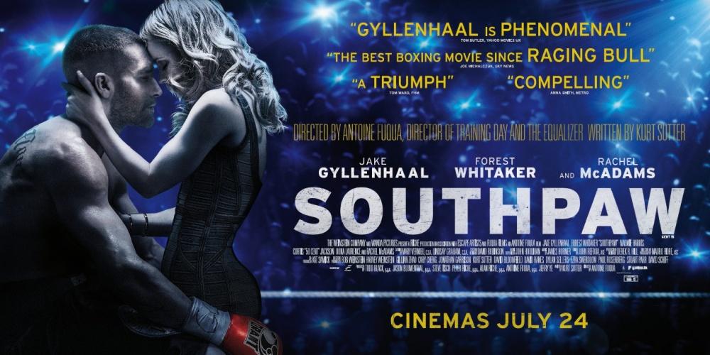 Смотреть онлайн фильм Левша (Southpaw, 2 15) в