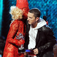 Eminem рассказао о диссе на Lady GaGa