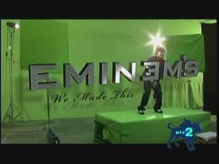 Eminem - We Made You Съемка Клипа